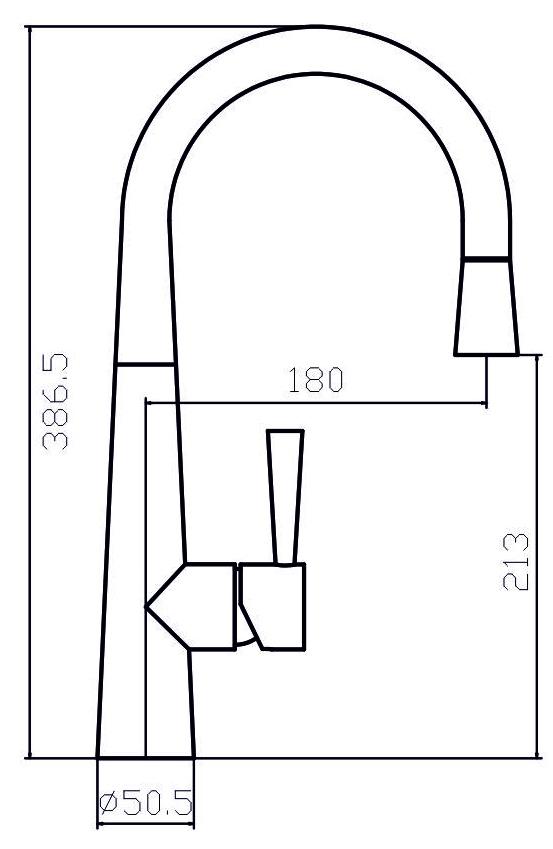 схема и размеры Zorg SZR 1148P Flora.